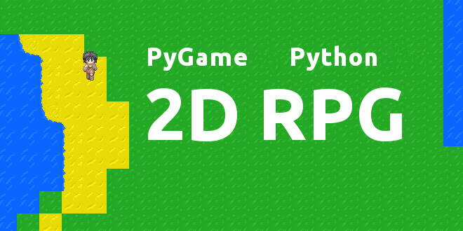 Python PyGame Example 1 | Open Source Projects — Learn Python